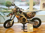 Honda Supermotard