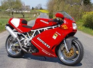 DUCATI 900 SUPERLIGHT I no. 53