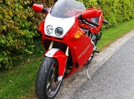 DUCATI 600 supersport