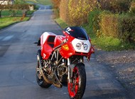 DUCATI 900 Superlight II no. 677