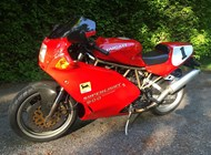 DUCATI 900 Superlight V no. 160